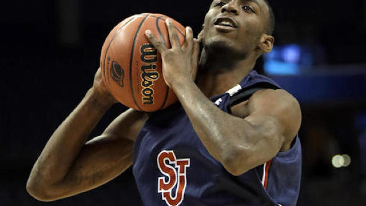 Former St. John's star Rysheed Jordan charged
