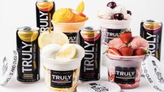 Truly Has A New Line Of Boozy Ice Creams And Sorbets