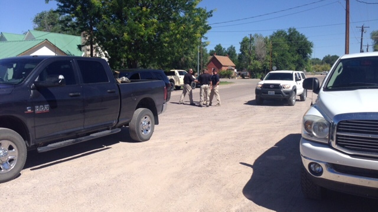 1 killed by car bomb in Lincoln County