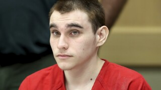 Nikolas Cruz in court, Dec. 10, 2019