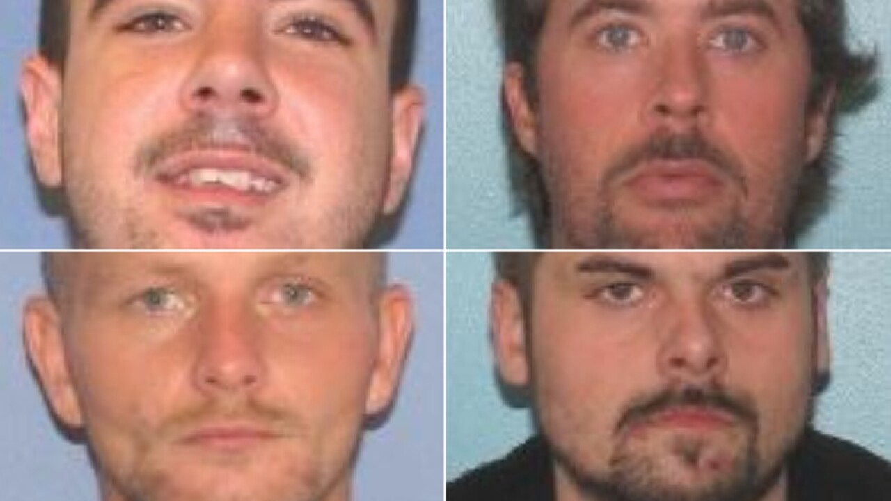 4 'extremely dangerous' prisoners overpowered female guards, escaped Ohio jail