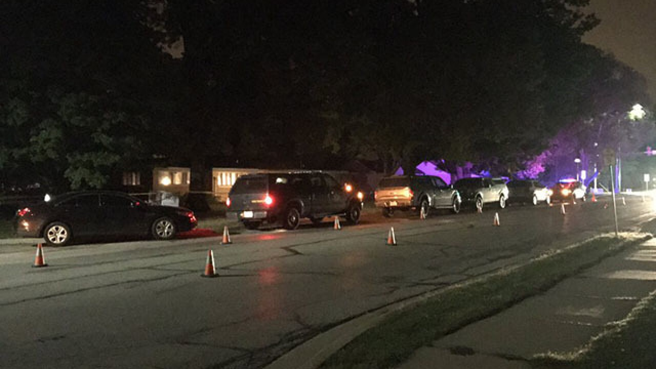 Teen killed in overnight shooting in Raytown