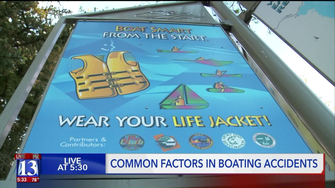 Drinking, not wearing life jacket chief culprits in boating deaths