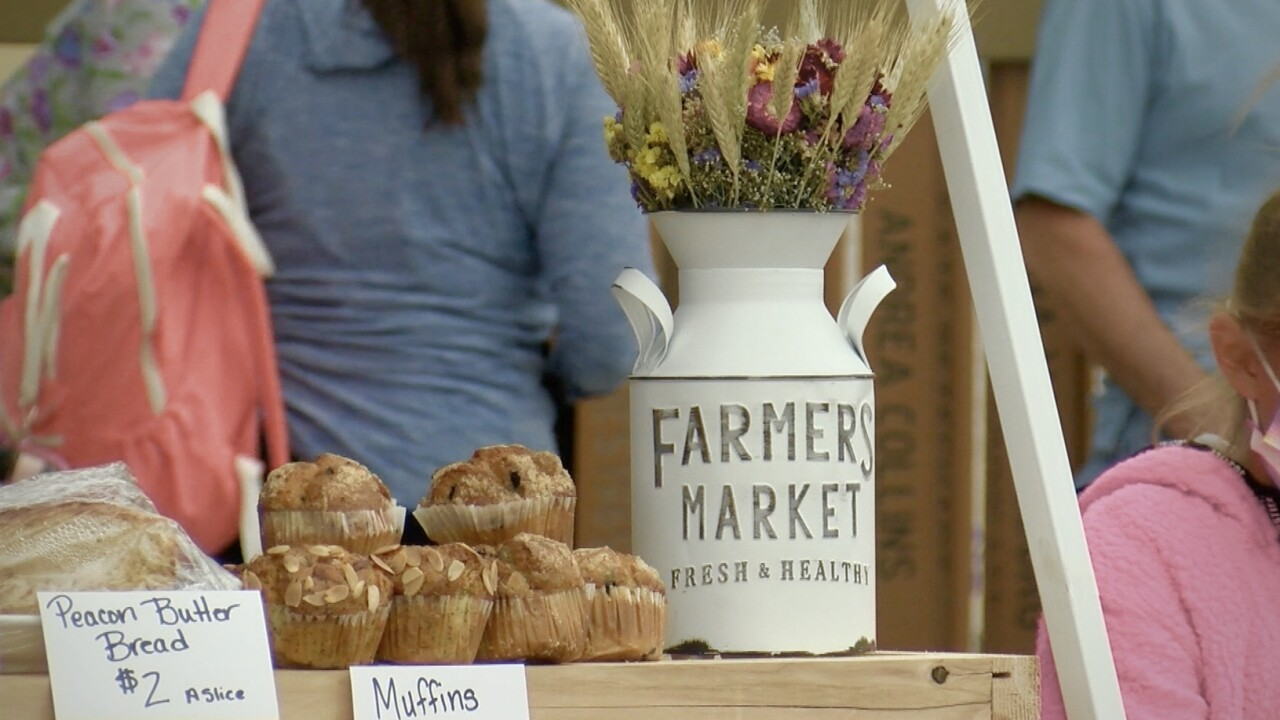 Vendors react to farmers markets in Missoula returning