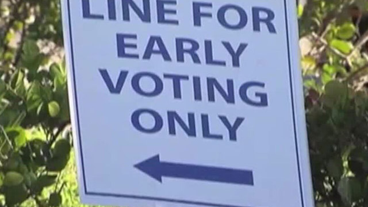 Vote early for Palm Beach County primary from Aug. 13-26