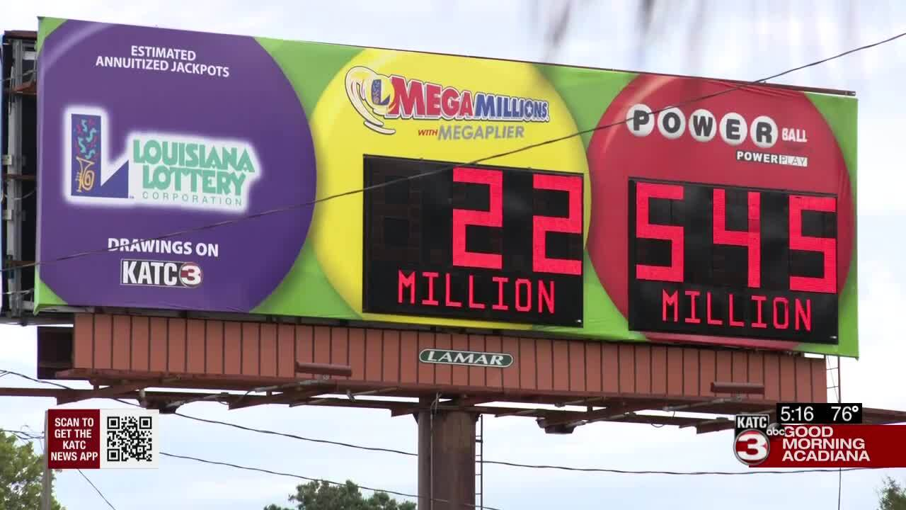 Powerball millions