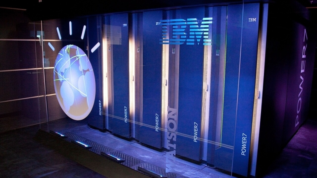 Rick Perry: The future is in supercomputers