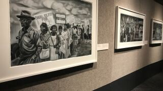 Black History Month Exhibit at Ford Museum
