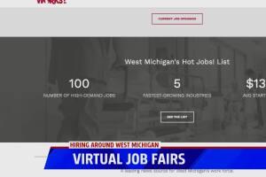The Rebound Virtual Job Fairs