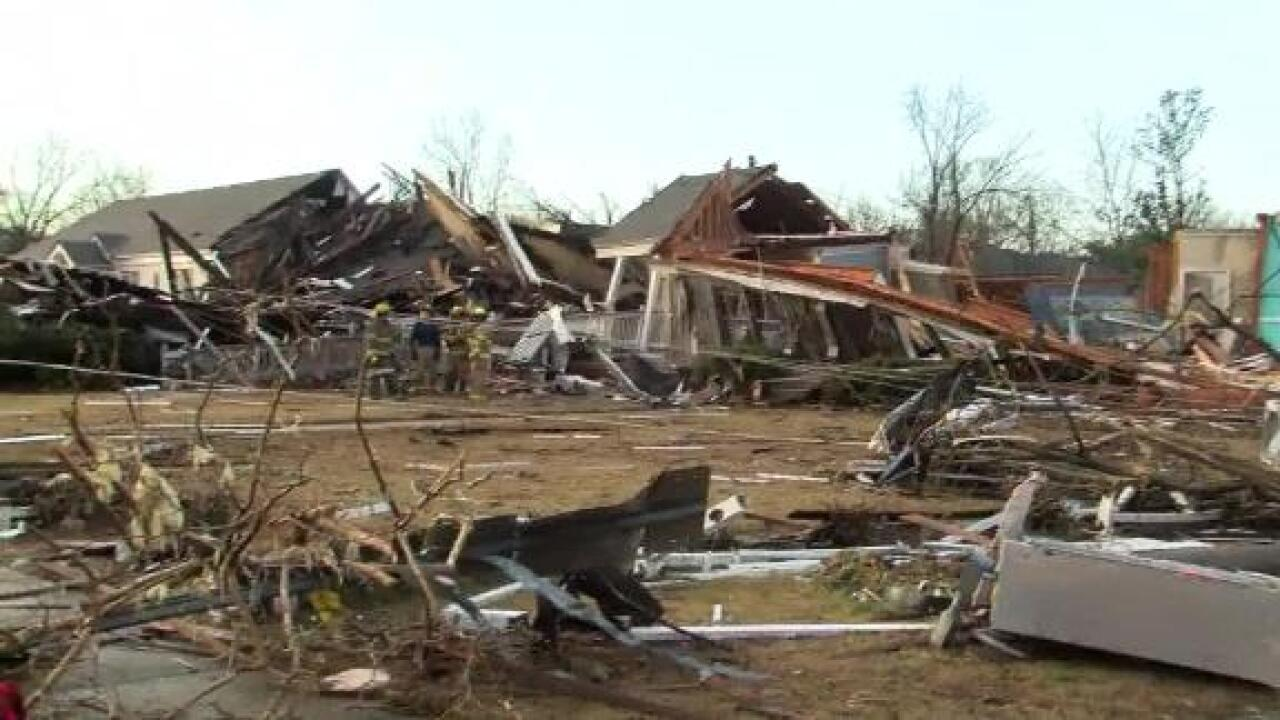 President Trump to visit Alabama Friday following deadly tornadoes