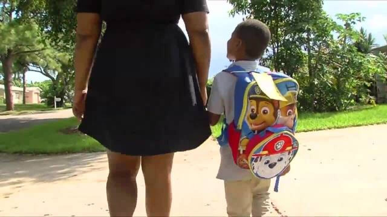 Family worries about 5-year-old son getting dropped off at wrong bus stop