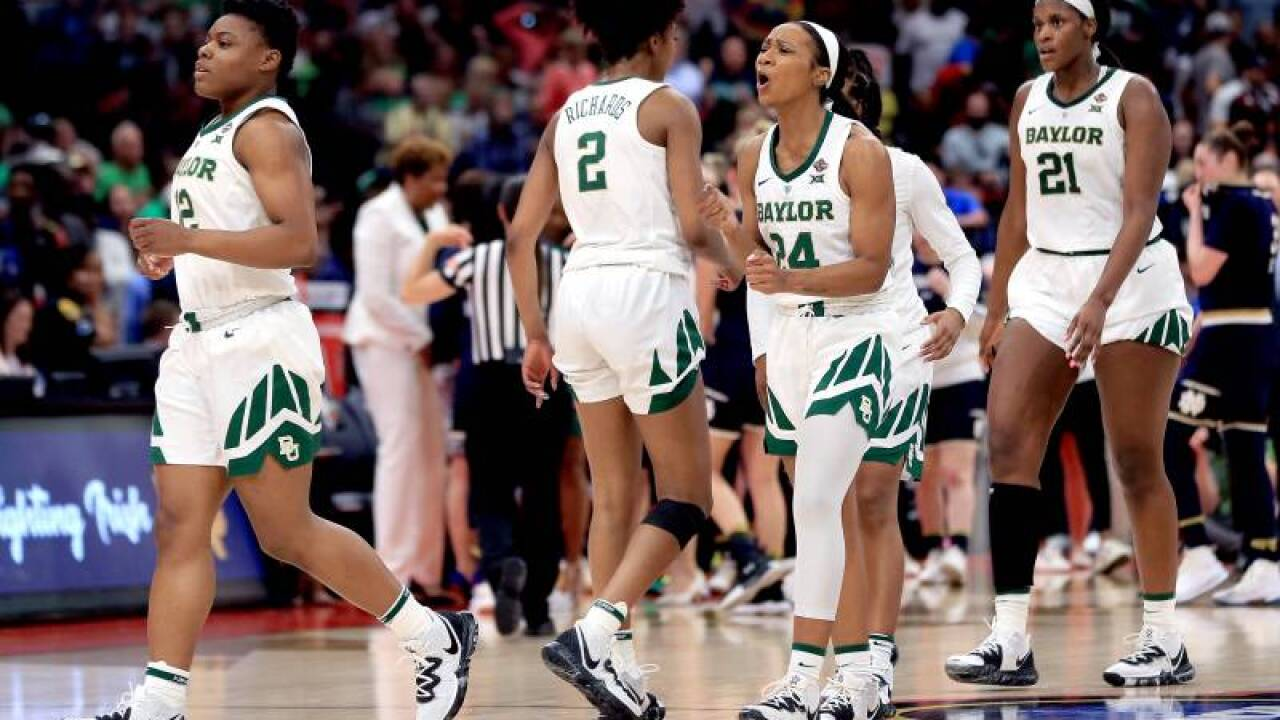 Baylor beats Notre Dame to win 2019 NCAA women's championship