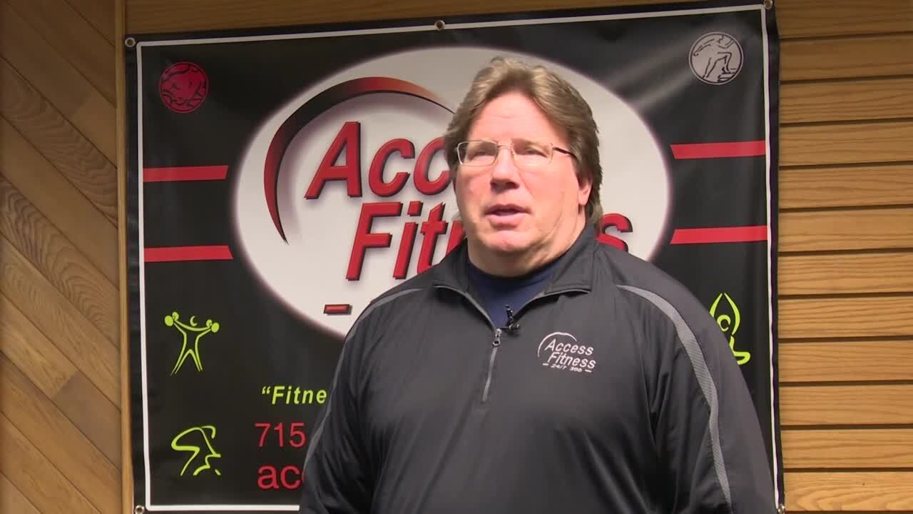 Greg Hall, the managing partner of Access Fitness