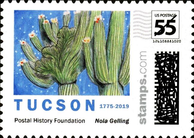 Tucson birthday stamp winner 2019