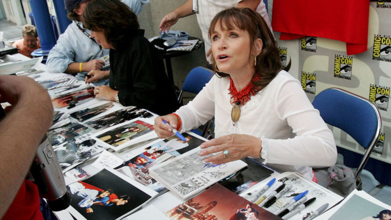 'Superman' star Margot Kidder, who played Lois Lane, dies at age 69