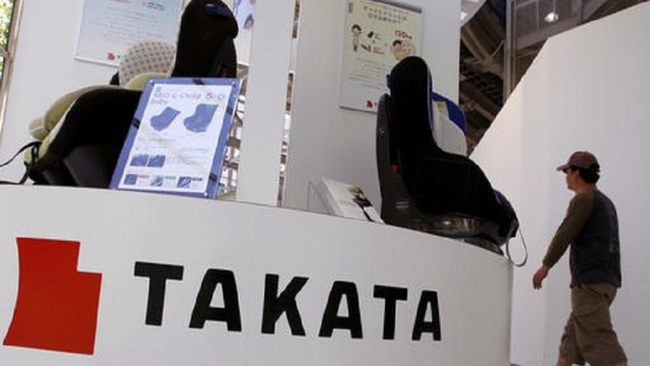 Takata agrees to plead guilty and pay $1B in criminal penalties over defective airbags