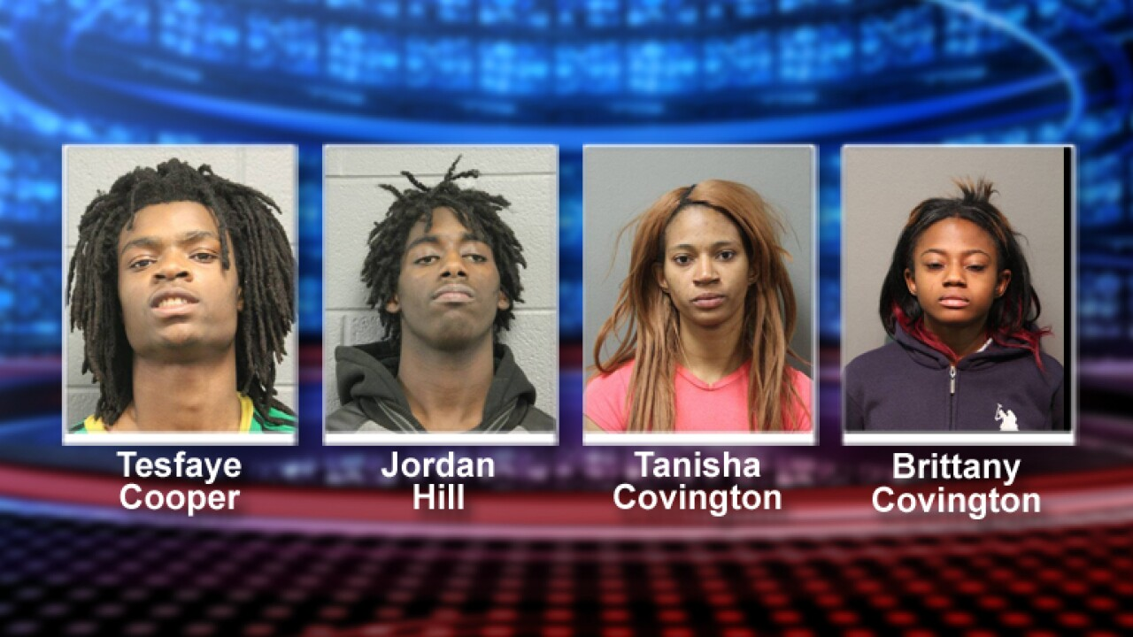 Chicago torture video: No bail for 4 suspects