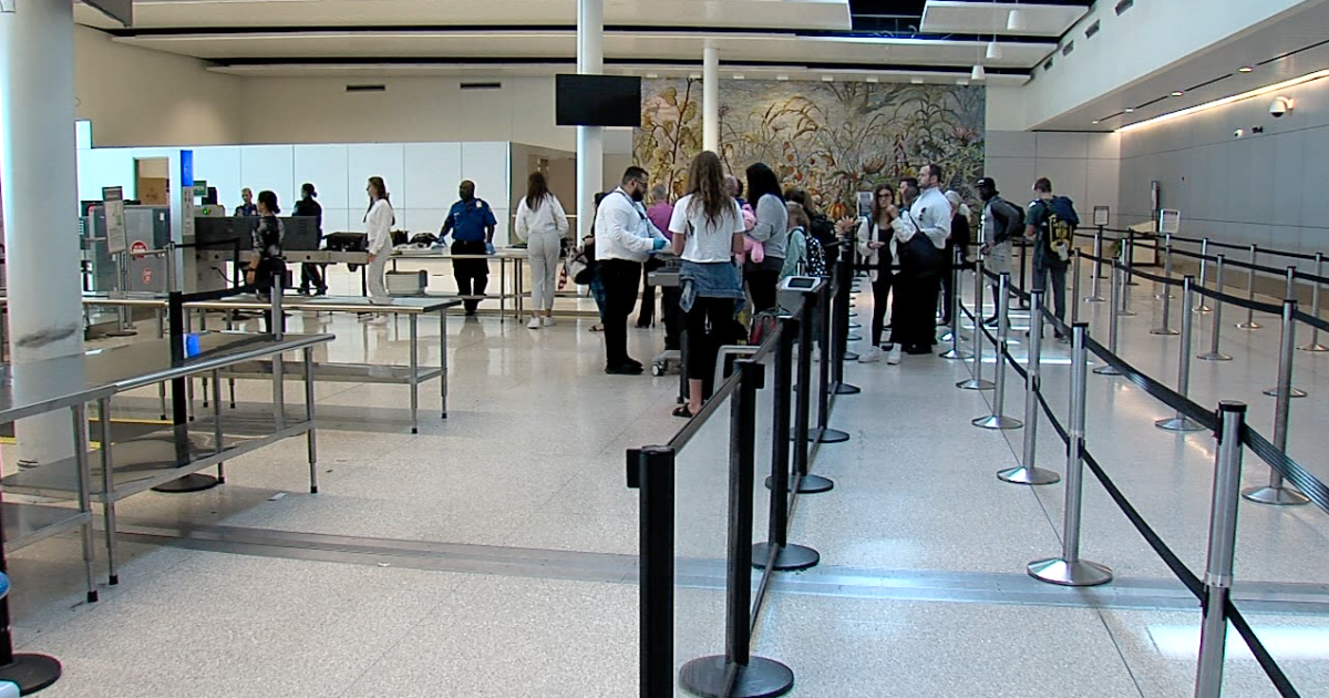 Third time in five years: Indianapolis International Airport earns top honors