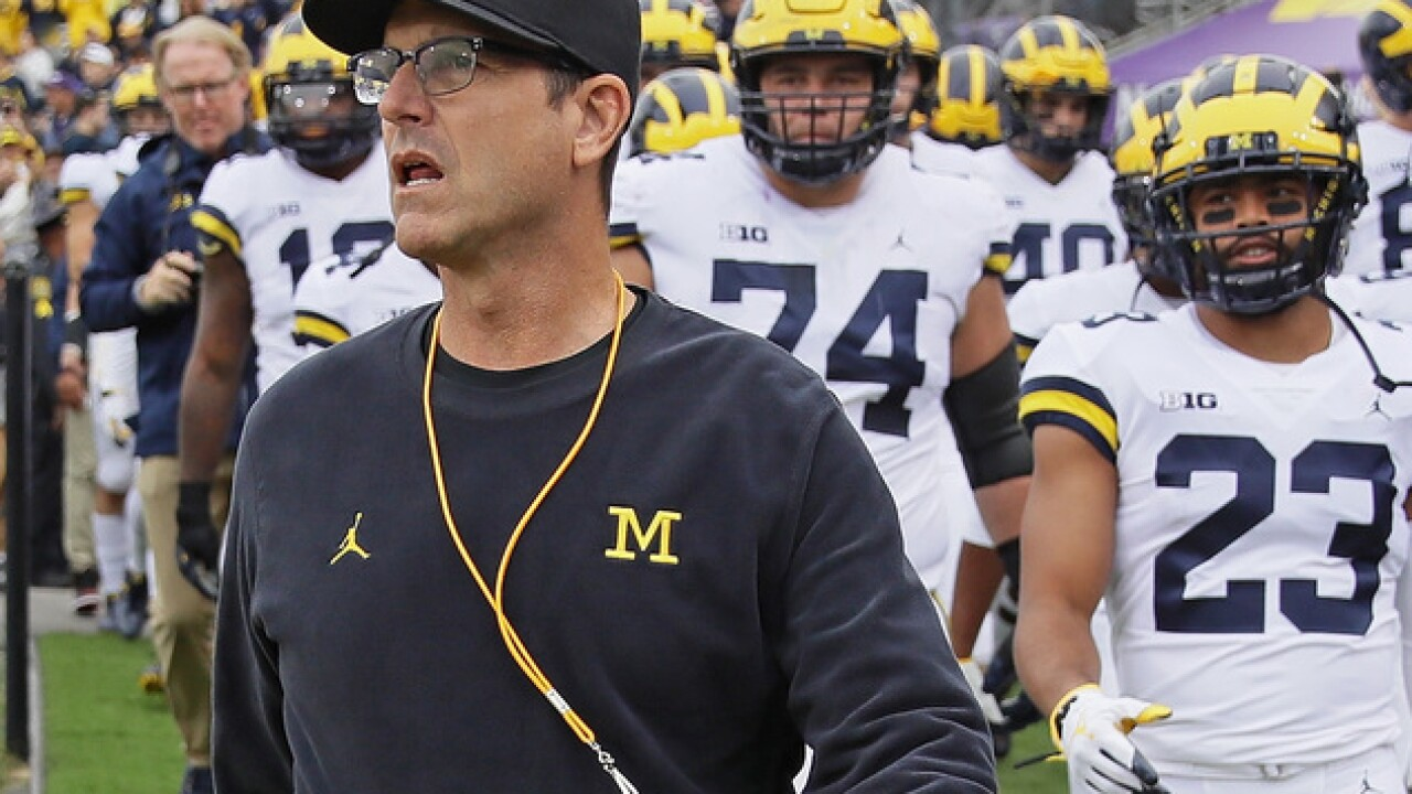 Michigan down a spot to No. 15, MSU up a spot to No. 20 in AP Top 25