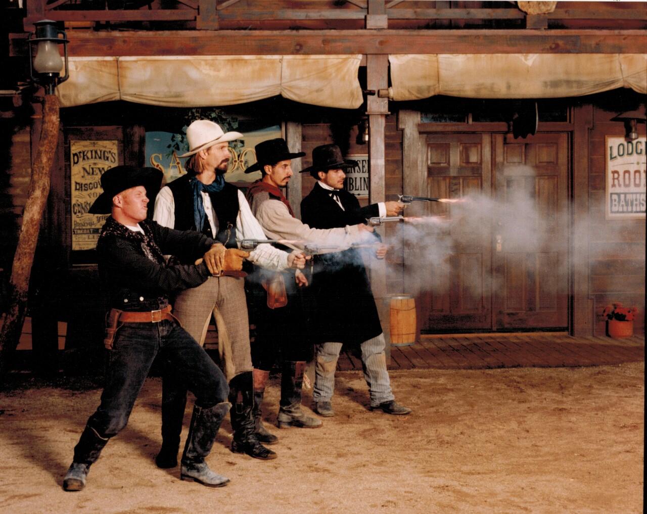 Pistoleros 1997