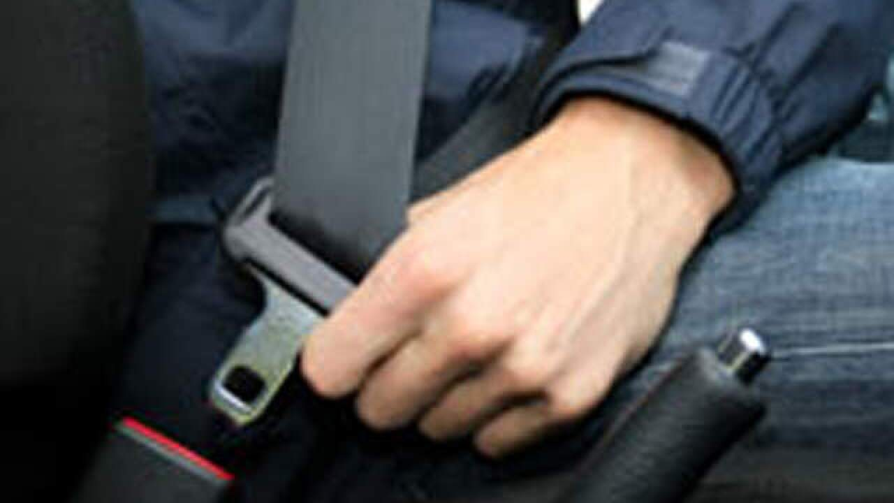 More than 20,000 vehicles stopped during recent statewide Click It or Ticket campaign