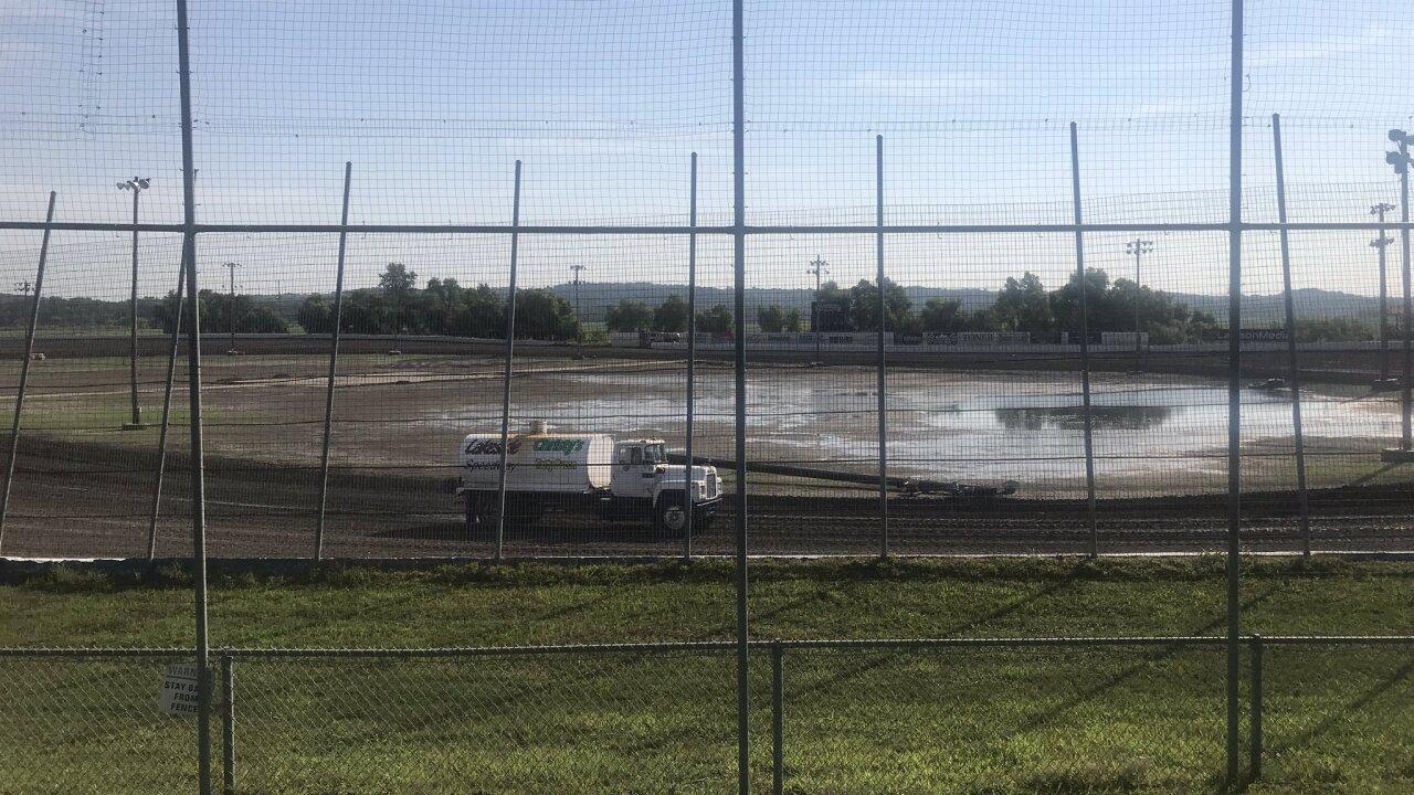 Lakeside Speedway Update