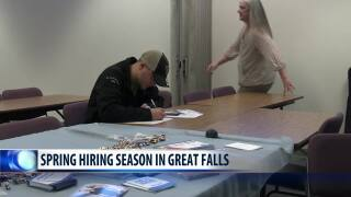 Construction, administrative, hospitality, and housekeeping workers needed in Great Falls