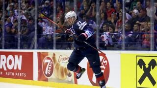 Dylan_Larkin_Germany v United States: Group A - 2019 IIHF Ice Hockey World Championship Slovakia