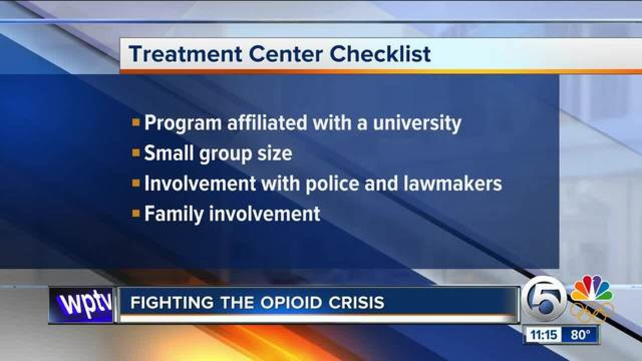 Advice, options for fighting opioid abuse