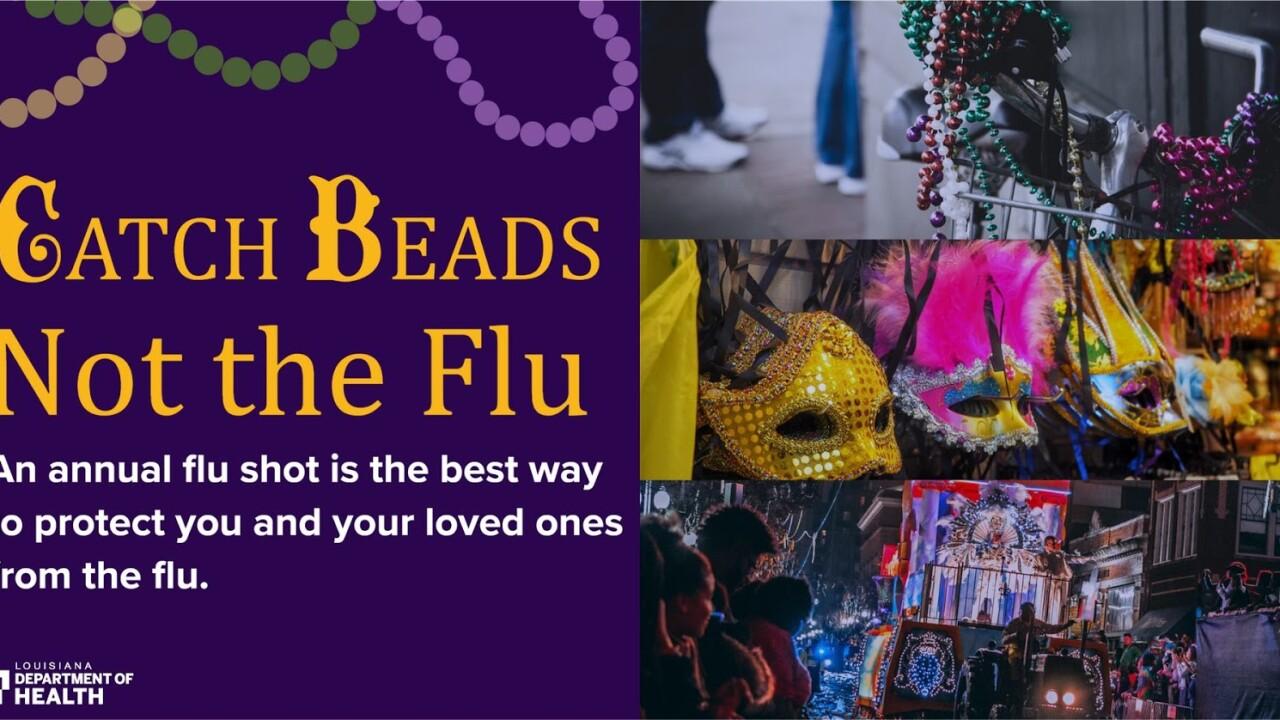 catch beads not the flu