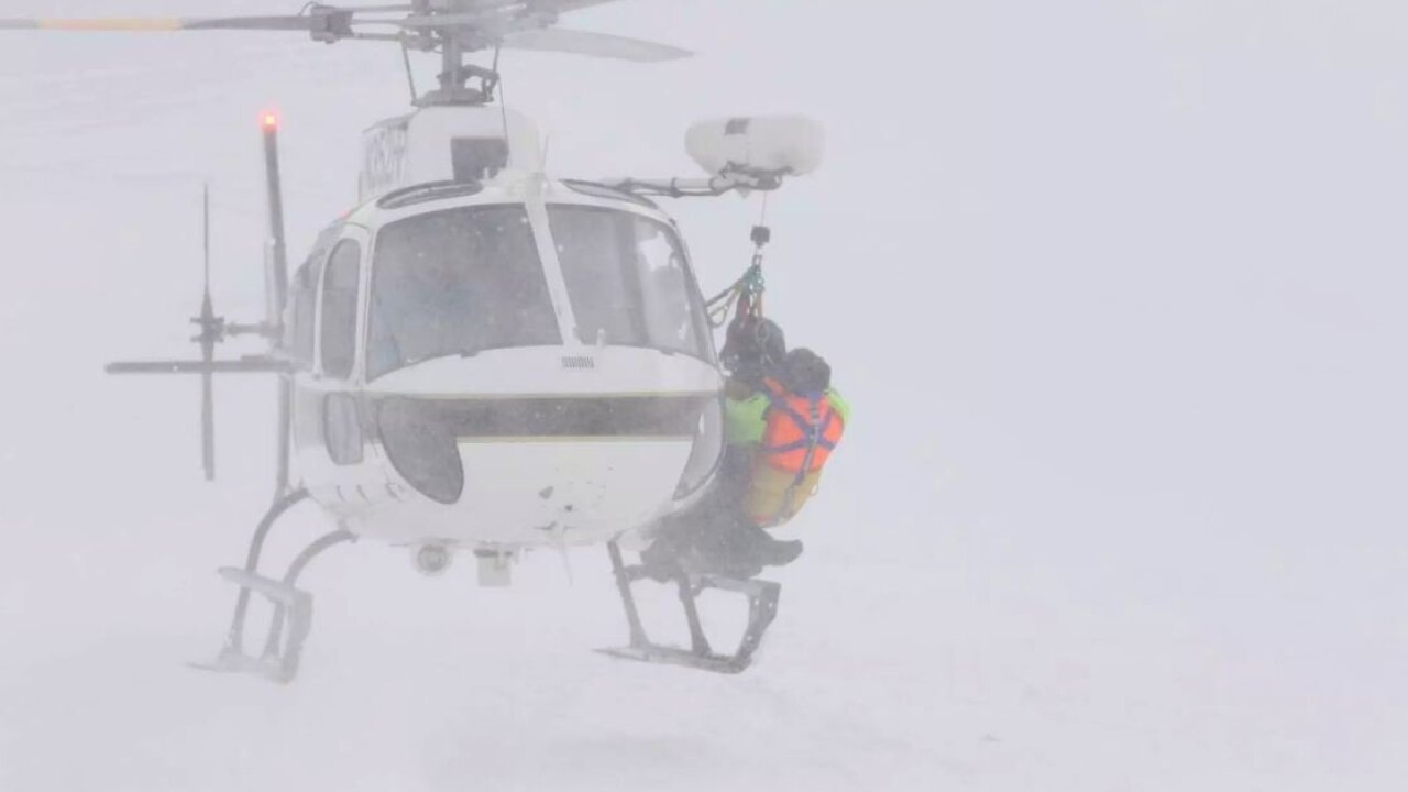 Search crews recover body of missing 26-year-old skier killed in avalanche