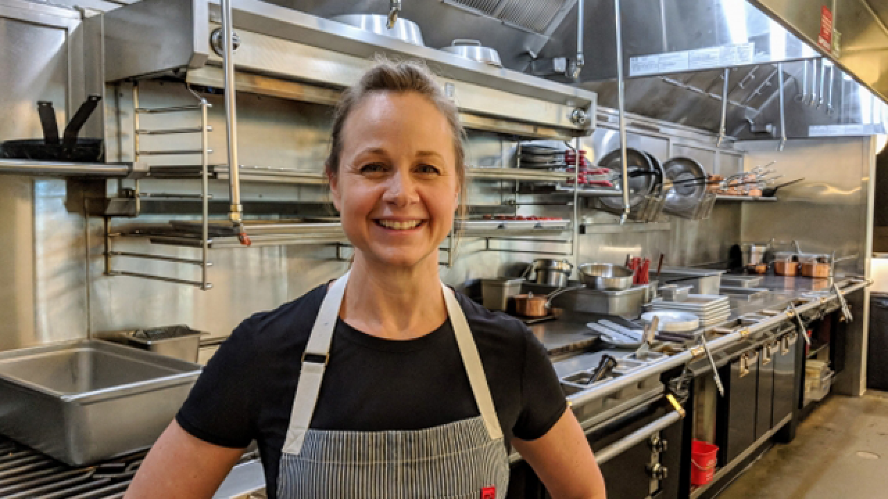 How Chefs Roll: Local chef opens OTR restaurant