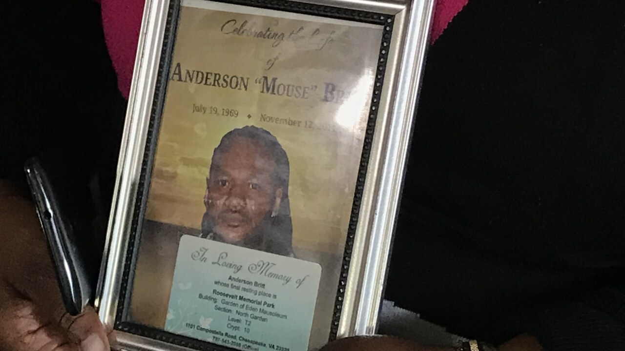 Unsolved: Sister of murder victim holding out hope 8 yearslater