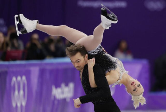 Upside Down at the Winter Olympics