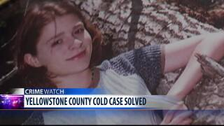 Two-decade old cold case solved, Montana town breathes sigh of relief
