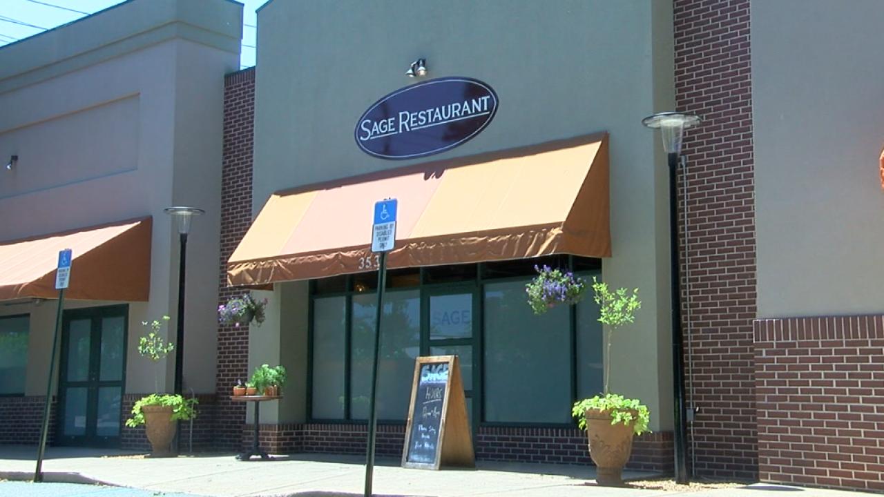 Sage Restaurant helps pay employees bills