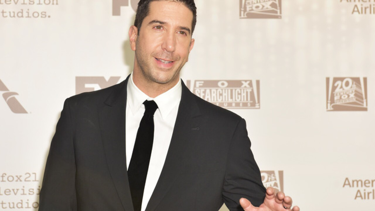 Ross from 'Friends' lookalike caught, and police thank David Schwimmer