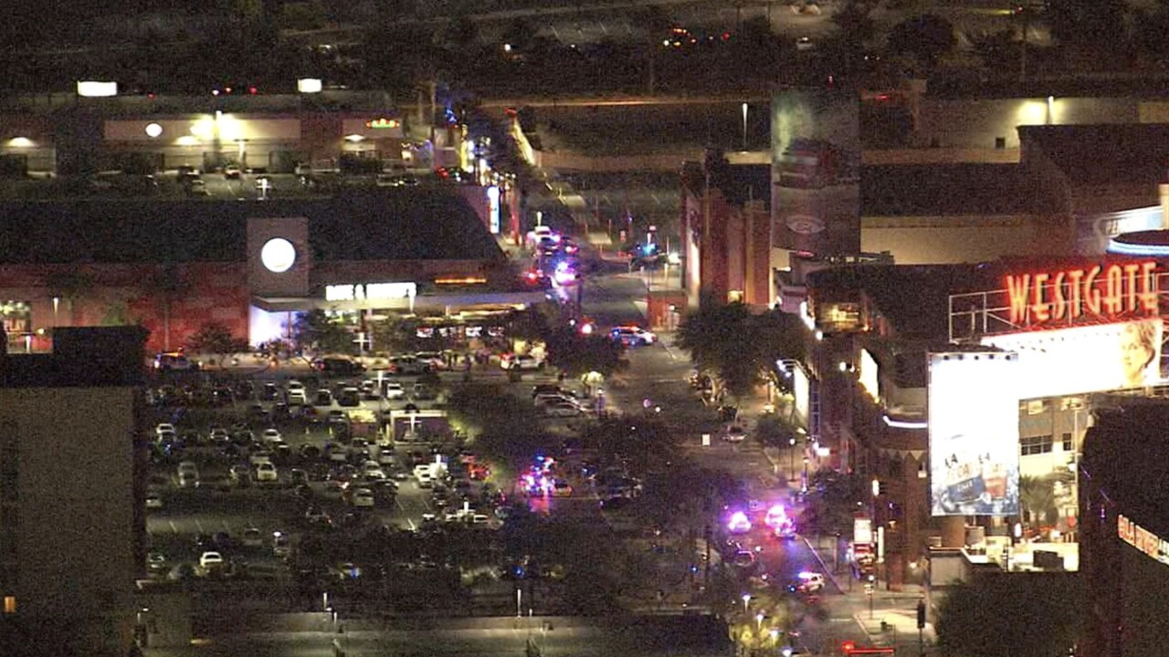 Reports of multiple people shot at shopping center in Arizona, police advising to avoid the area