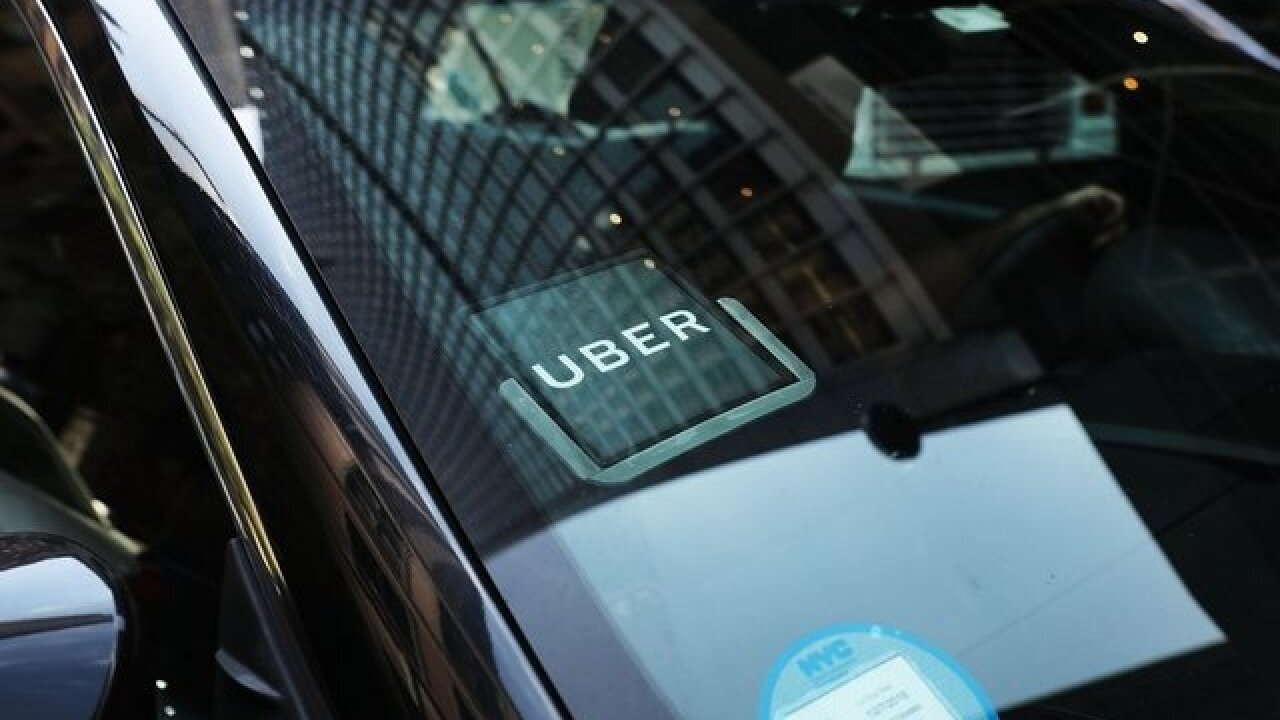 Rideshare companies fought against strong background checks for drivers