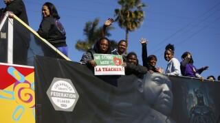 MLK Parade Los Angeles