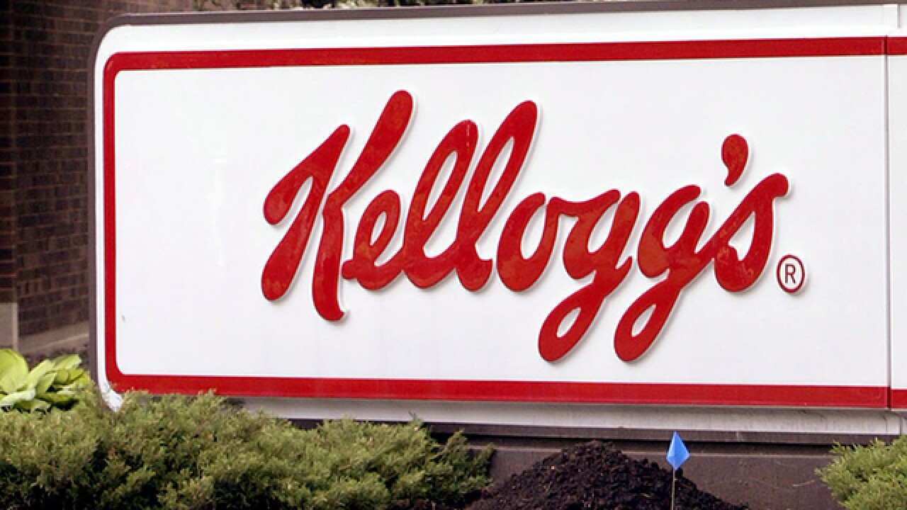 Video from Kellogg factory prompts investigation