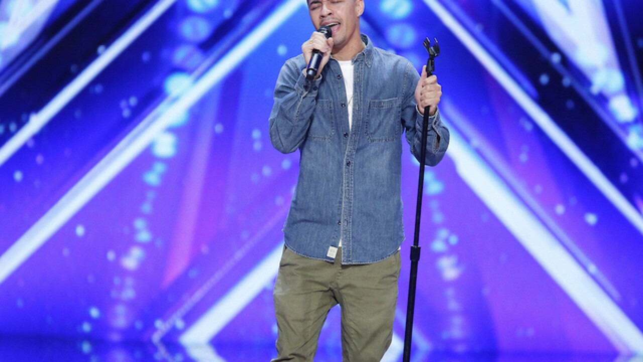 'America's Got Talent' airs audition of man who died in car crash