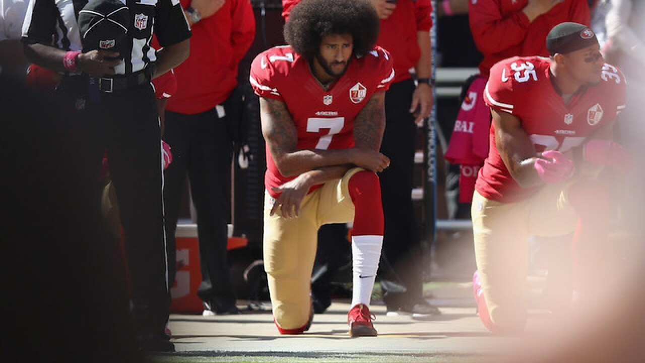 Nike ad featuring Colin Kaepernick wins Emmy Award
