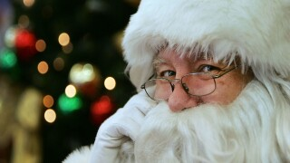 Santa grants dying boy's final wish