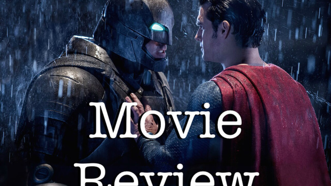 Movie review: 'Batman v Superman' is a dull blockbuster not worthy of its heroes