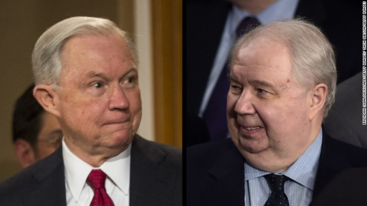 AG Sessions recuses himself from Russiainvestigations
