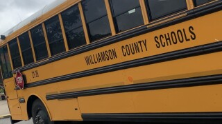 williamson county school bus