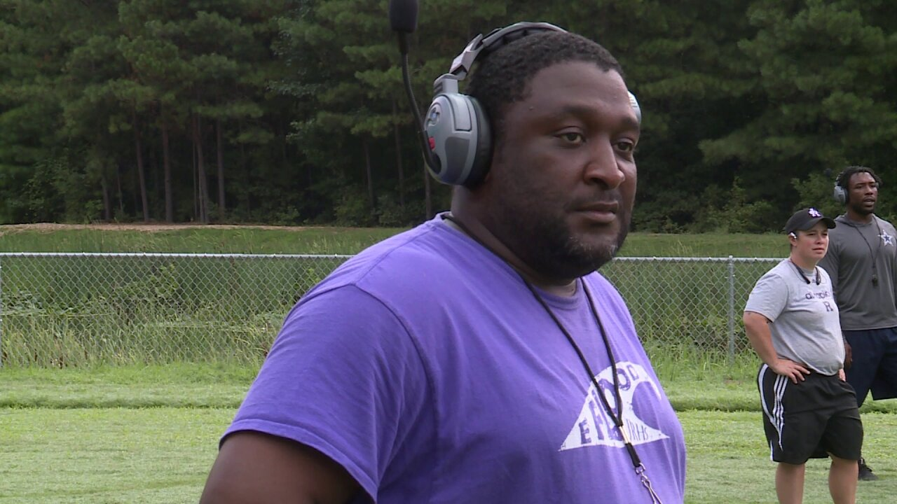 Final Score Friday 2019 Football Preview: James River Rapids