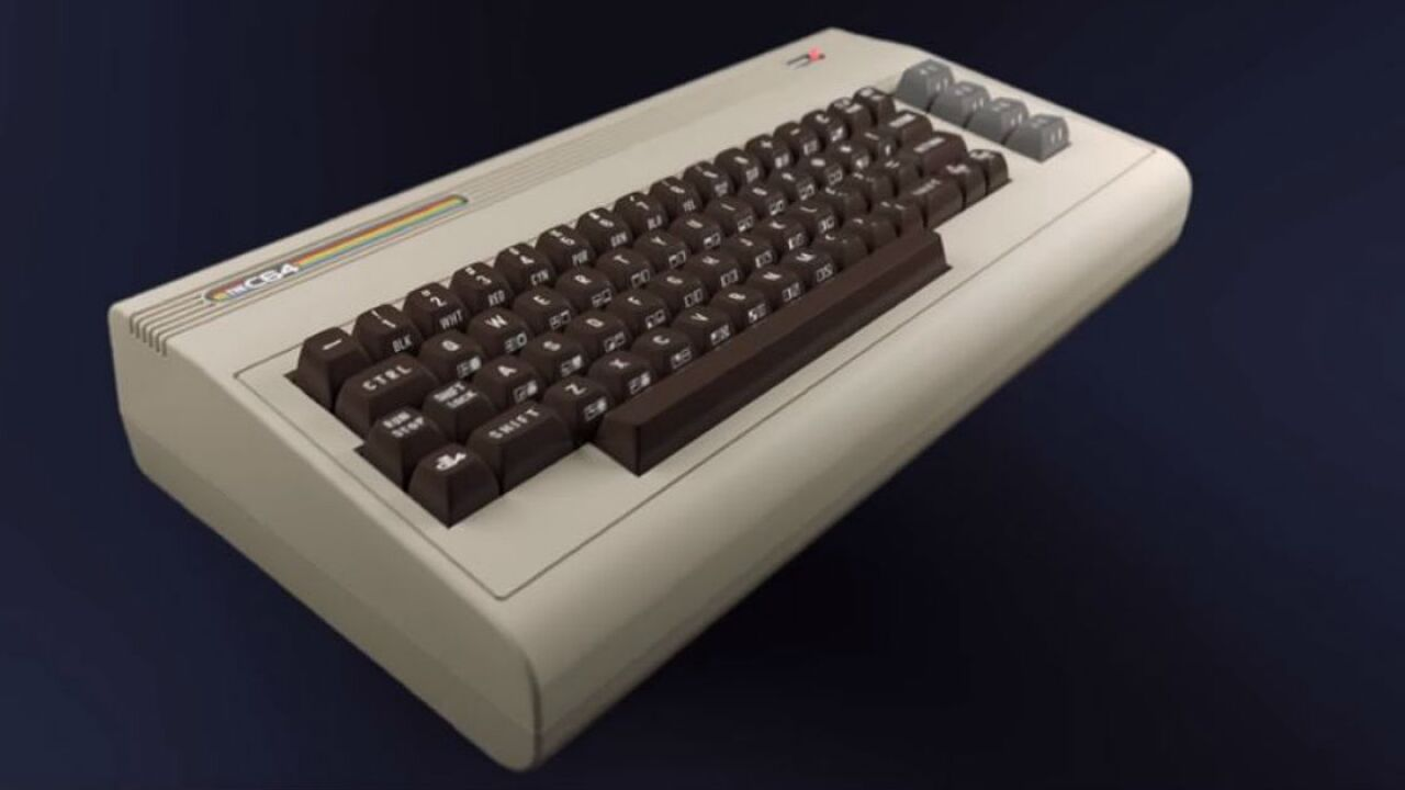 Iconic Commodore 64 to return with classic games, fully-functional keyboard