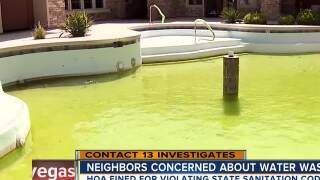 Wasteful water leak woes leave residents without pool: HOA Hall of Shame